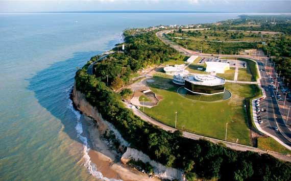 Estacao Cabo Branco, Ciencia, Cultura e Artes